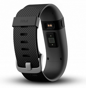 Fitbit Charge HR (Large/Black) - ITMag