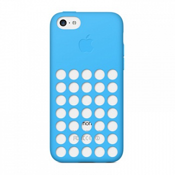 iPhone 5c Case Blue Copy - ITMag