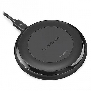 RAVPower 10W Fast Wireless Charger (RP-PC058) - ITMag