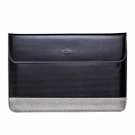 Чехол LENTION для Macbook Air/Pro/Pro Retina Display 13.3 (Black / Grey) - ITMag
