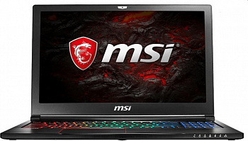 MSI GS63 8RE Black (GS638RE-061UA) - ITMag