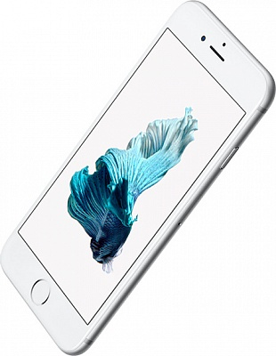 Apple iPhone 6S 64GB Silver (MKQP2) (Factory Refurbished) - ITMag