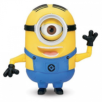 Интерактивная игрушка Despicable Me 2 8-inch Talking Minion - Stuart - ITMag
