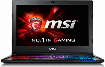MSI GS60 6QE GHOST PRO (GS606QE-002US) - ITMag