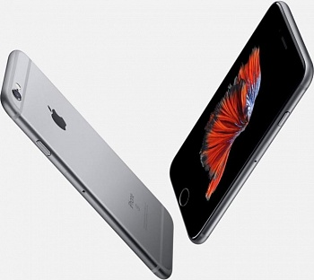 Apple iPhone 6S 16GB Space Gray (Factory Refurbished) Уценка - ITMag
