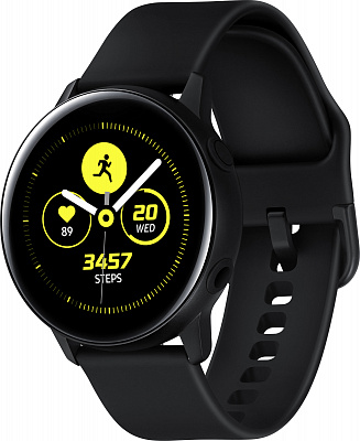 Samsung Galaxy Watch Active Black (SM-R500NZKA) UA - ITMag