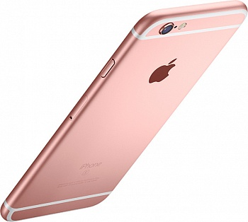 Apple iPhone 6s 32GB Rose Gold (MN122) Б/У - ITMag