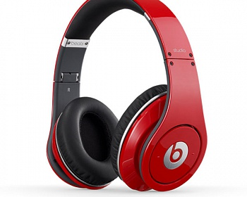 Наушники Beats By Dr. Dre Studio Red - ITMag