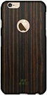 Чехол Evutec iPhone 6/6S Wood S (0,9 mm) Ebony (AP-006-CS-W34) - ITMag