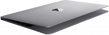 "Apple MacBook 12"" Space Gray MLH72 2016 - ITMag"