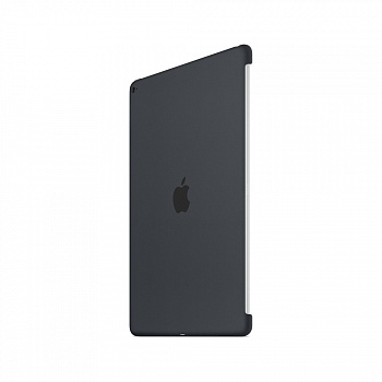 "Apple Silicone Case for 12.9"" iPad Pro - Charcoal Gray (MK0D2) - ITMag"
