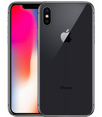 Apple iPhone X 64GB Space Gray (MQAC2) CPO - ITMag