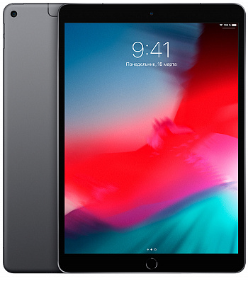 Apple iPad Air 10.5 Wi-Fi + Cellular 64GB Space Grey (MV0D2) - ITMag