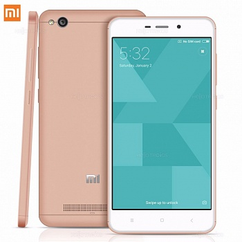 Xiaomi Redmi 4A 2/16GB (Rose Gold) - ITMag