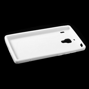 TPU чехол EGGO для Xiaomi Red Rice Hongmi / Hongmi 1S Белый - ITMag