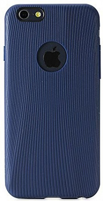 "TPU чехол Rock Melody Series для Apple iPhone 6/6S (4.7"") (Синий / Navy Blue) - ITMag"
