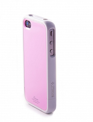 Чехол для iPhone 4/4S SGP Linear Color Series Sherbet Pink - ITMag