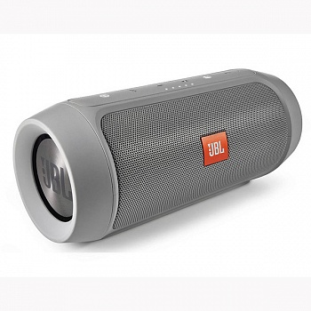 JBL Charge 2 Plus Gray (CHARGE2PLUSGRAYEU) - ITMag