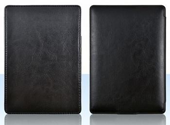 Чехол EGGO для Amazon Kindle 4/5 (кожа, черный
