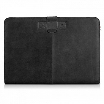"DECODED Slim Cover for MacBook Pro Retina 13"" Black (D4MPR13SC1BK) - ITMag"