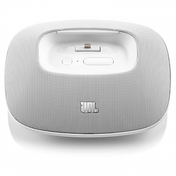 JBL On Beat Micro Lightning Сonnector White - ITMag