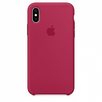Apple iPhone X Silicone Case - PRODUCT RED (MQT52) - ITMag
