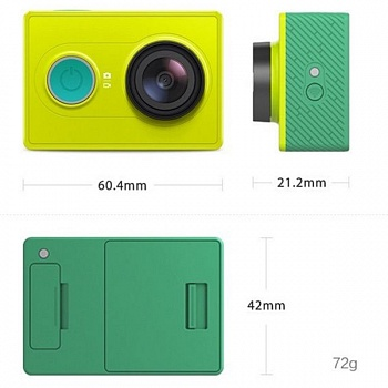Xiaomi Yi Sport Green Travel Edition - ITMag