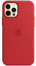 Apple iPhone 12/12 Pro Silicone Case - PRODUCT RED (MHL63) Copy - ITMag