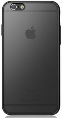 Чехол Devia для iPhone 6/6S Hybrid Gun Black - ITMag