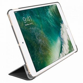 "Чехол Macally для iPad Pro 10.5"" - Серый (BSTANDPRO2S-G) - ITMag"