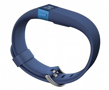Fitbit Charge HR (Large/Blue) - ITMag