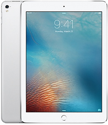 Apple iPad Pro 9.7 Wi-FI + Cellular 128GB Silver (MLQ42) UA UCRF - ITMag