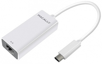 Адаптер Macally USB-C to Gigabit Ethernet (UCGB) - ITMag