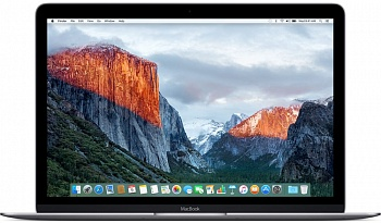 "Apple MacBook 12"" Space Grey (MNYG2) 2017 как новый Apple Certified Pre-owned"" - ITMag"