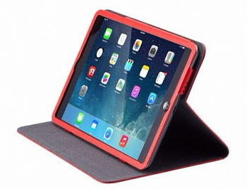 Ozaki O!coat Slim - Adjustable Red for iPad Air (OC109RD) - ITMag