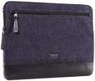 "DECODED Slim Sleeve for MacBook 13"" Black (DD4SS13BK) - ITMag"