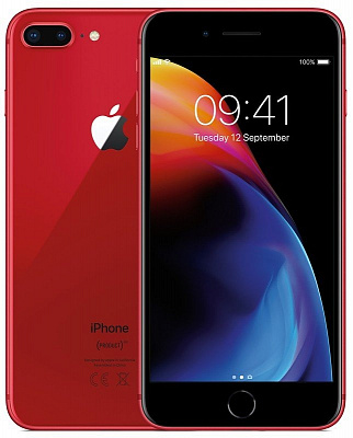 Apple iPhone 8 Plus 64GB PRODUCT RED (MRT72) - ITMag