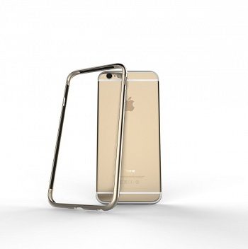 Patchworks Alloy X Super Slim iPhone 6/6S Champagne Gold (9101) - ITMag