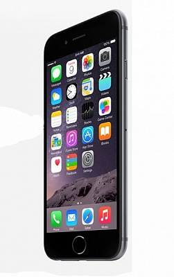 Apple iPhone 6 16GB Space Gray (Factory Refurbished) - ITMag