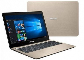 ASUS X556UA (X556UA-DM020D) Dark Brown - ITMag