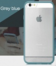 "TPU+PC чехол Rock Enchanting Series для Apple iPhone 6 Plus/6S Plus (5.5"") (Голубой / Grey blue) - ITMag"