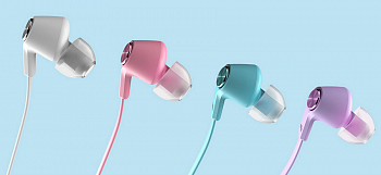 Xiaomi Piston Colorful Edition Pink - ITMag