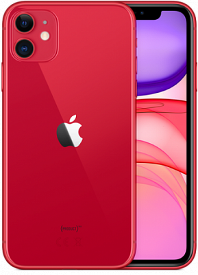 Apple iPhone 11 128GB Product Red (MWLG2) - ITMag