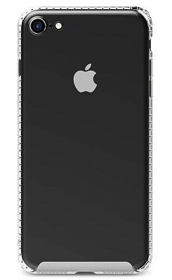Чехол силиконовый Anti Fall Protection для iPhone 7 Transparent (WIAPIPH7-YD02) - ITMag