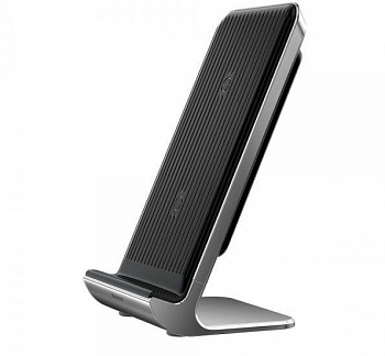 Baseus Vertical Desktop Wireless Charger Black (WXLS-01) - ITMag