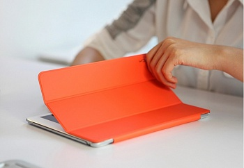 Чехол (книжка) Rock Touch series для Apple iPad Air 2 (Оранжевый / Orange) - ITMag