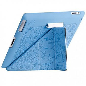 Ozaki O!coat Travel Sydney for iPad Air (OC111SY) - ITMag