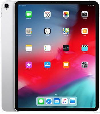 Apple iPad Pro 12.9 2018 Wi-Fi 256GB Silver (MTFN2) - ITMag