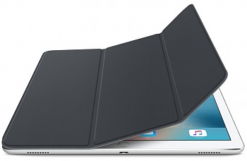 "Apple Smart Cover for 12.9"" iPad Pro - Charcoal Gray (MK0L2) - ITMag"