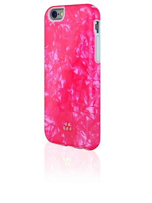 Чехол Evutec iPhone 6/6S Kaleidoscope SC Series Pink (AP-006-SС-С04) - ITMag